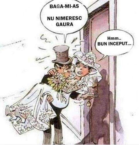nunta-gaura