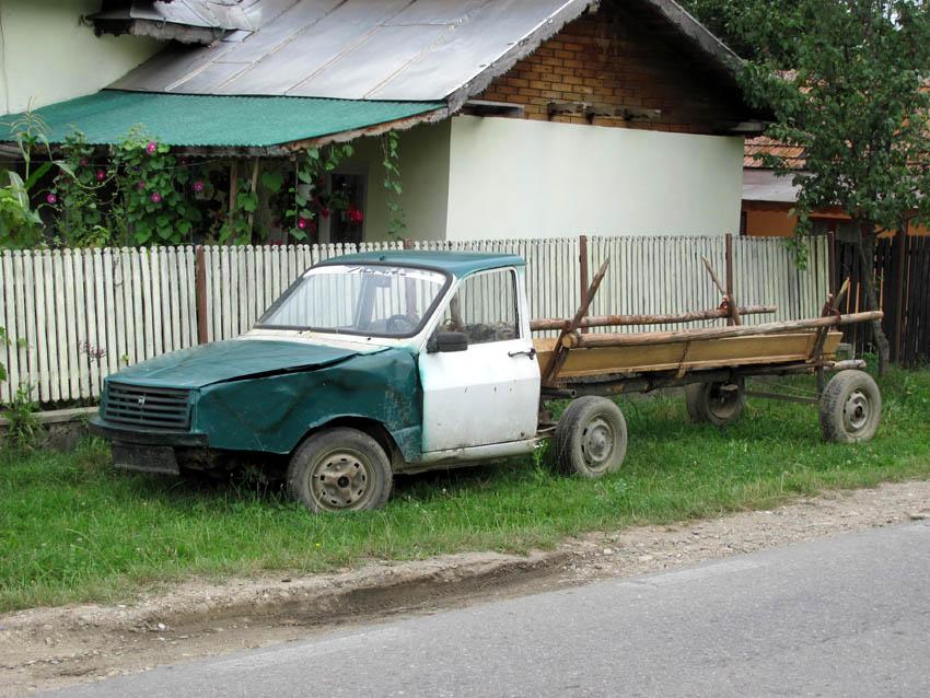Dacia - romanului