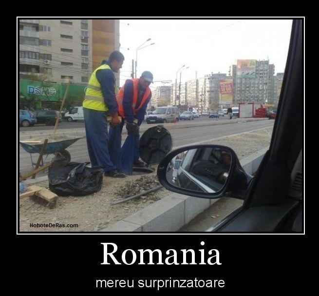 Romania-surpinzatoare