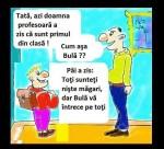 Bulă la şcoală! :)))))