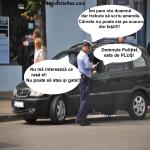 control trafic, politia rutiera