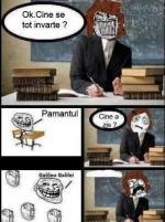 elev vs profesoara