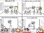 Ce faci când se rupe cablul de la lift… :)))