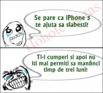Se pare că Iphone 5 te ajută să slăbeşti! :))))