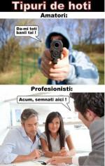 Tipuri de hoţi! :))