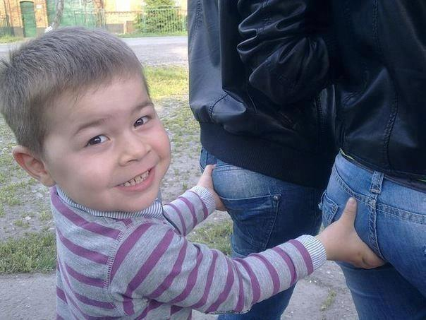 copil tupeist