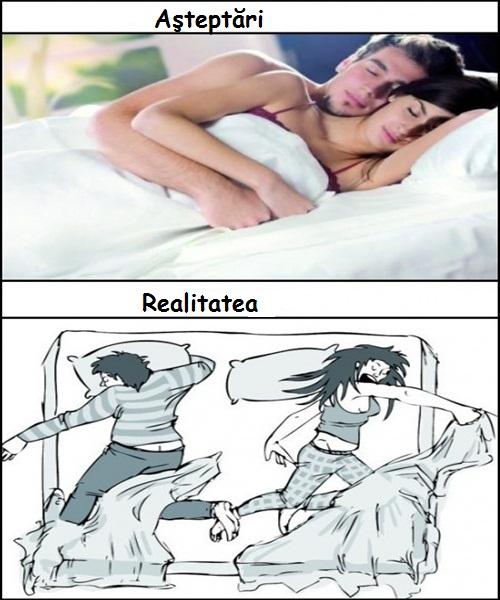 dormitul impreuna cu iubita