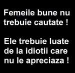 femeile bune
