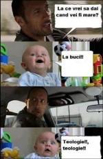 La ce vei da cand vei fii mare? :))