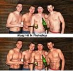 maestrii in photoshop