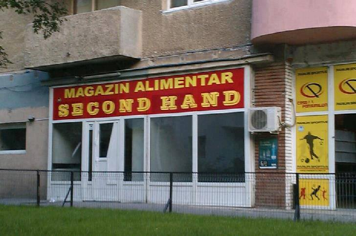 magazin second