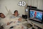 Televizor 4D – Cel mai tare televizor din lume :))