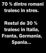 70 procente