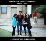 Amintiri din timpul anilor de facultate! :))