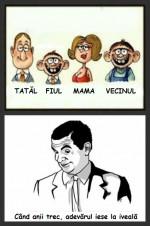 Când anii trec, adevărul iese la iveală! :)))