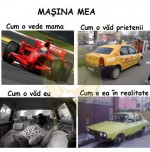 masina mea