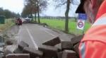 VIDEO – Cum se construieste un drum din piatra cubica intr-un timp record!