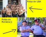 politia din SUA vs politia din Romania