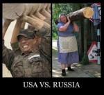 usa vs rusia