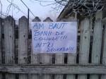 Interzis colindătorilor! :)))