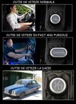 cutiile de viteza