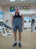 Dorel e pregătit pentru Olimpiadă! :))