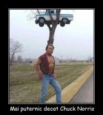 mai puternic decat Chuck