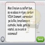 Un mesaj funny de Craciun! :))