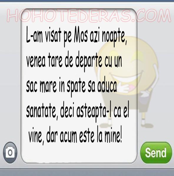 sms funny de craciun