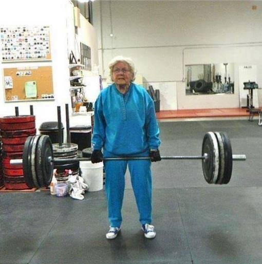 O super-bunica
