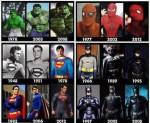 SUPER-HERO-EVOLUTION