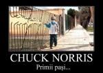 Chuck Norris – Primii paşi! :)))