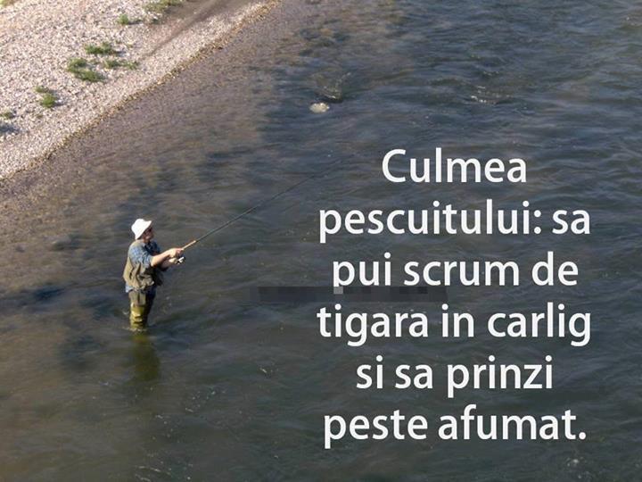 culmea pescuitului