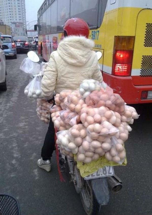 femeie oua