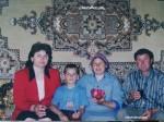 În vizită la bunici…. :)))))