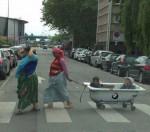 La plimbare prin oraş :)))