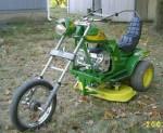 O maşină de tuns iarba pe placul tuturor! :)