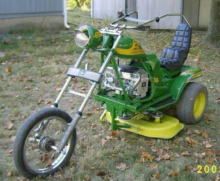 masina de tuns iarba