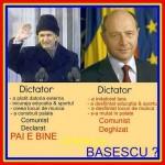 România cu  Ceauşescu vs România cu Băsescu!