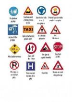 Interpretare funny a semnelor de circulatie :))