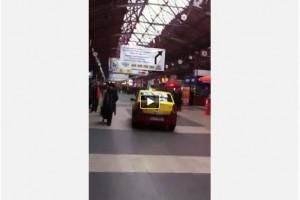 taxi peron