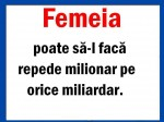 Un adevar despre femeie! :)
