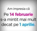 de valentines day