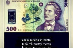 scrisoarea lui eminescu