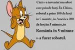 Cică s-a inventat un robot de prins hoţi.. :)))