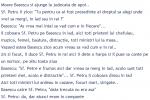 BANC – Moare Basescu si ajunge la judecata de apoi..