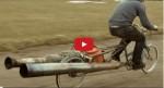 Cea mai periculoasă bicicletă din lume!