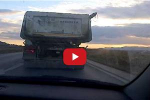sofer camion