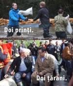 Conducerea Angliei vs Conducerea României! Frumos nu?