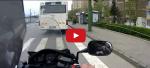 VIDEO! Se intampla in Brasov! Respect pentru acest motociclist!